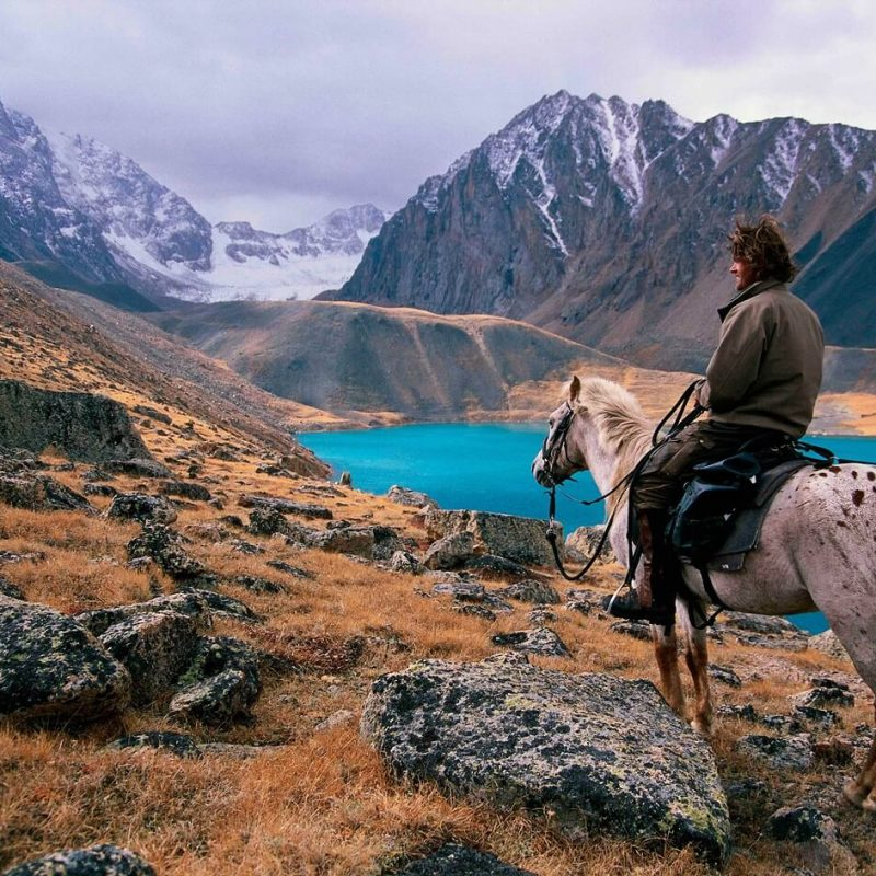 The trail of Genghis Khan: Epic journey through the land of the nomads.